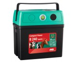 AKO Compact Power B240 Multi batterijapparaat, 9V