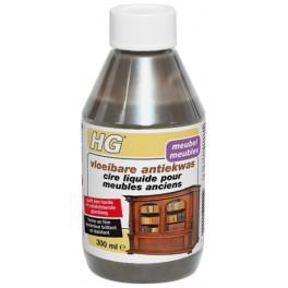 HG vloeibare antiekwas bruin 300 ML