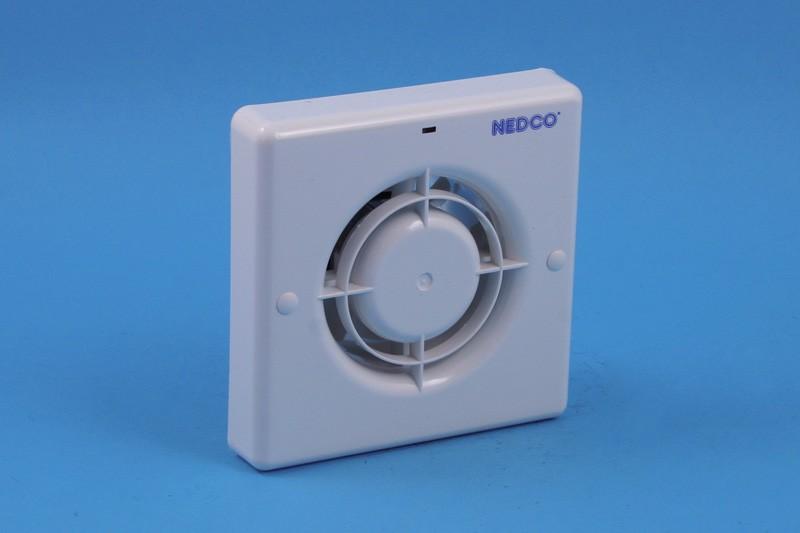 Plieger Ventilator Badkamer : Nedco badkamer toiletventilator cr 100 t met timer bigm internetshop