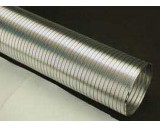 Afvoerslang flex. aluminium