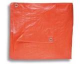 Dekzeil oranje 2x3 150gr per vierkante meter