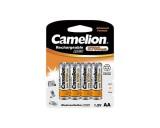 Camelion Oplaadbare Batterijen 1.2 v AA 4 stuks 2700mAh