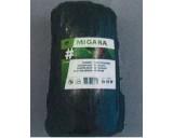 Migara tuinnet 17x17 mm zwart