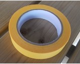 Alpha colors afplaktape fineline gold 25 mm x 50 mtr