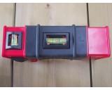 Wood magnet Waterpas speciaal voor over balken