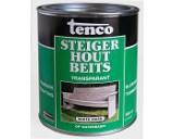 Tenco steigerhoutbeits Antraciet 1 liter