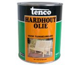 Tenco hardhoutolie Naturel 1 lit