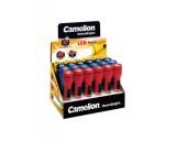 Camelion Zaklamp LED voor 2 x AA Batterijen