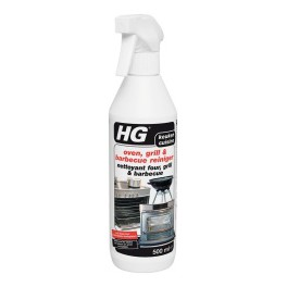 HG Oven/grill/bbq reiniger 500ml