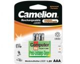 Camelion  Opl. Batterij AAA 1100 mAH 2 stuks 1,2V