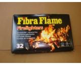 Aanmaakblokjes Wit Fibra Flame
