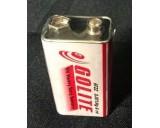 Blokbatterij 9V