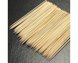 Bamboo Satestokjes 25cm 100Stuks