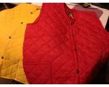 Bodywarmer rood of geel
