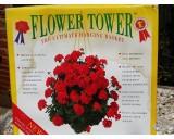 Flower Tower (hangende bloemen toren)