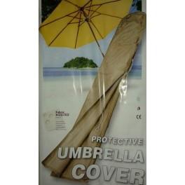 Parasol hoes waterbestendig