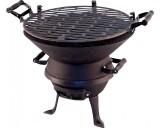 Barbecue gietijzer 30 cm