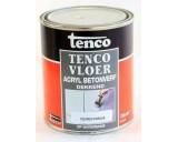 Tencovloer  betonverf acryl cementgrijs 0,75 ltr