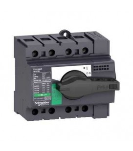 Schneider Electric Interpact INS lastscheider/hoofdschakelaar 40A 4P - 28901