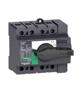 Schneider Electric Interpact INS lastscheider/hoofdschakelaar 63A 4P - 28903