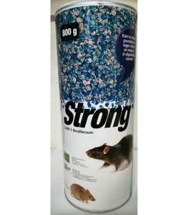 STRONG MUIS-RAT SINGLE FEED 800GR